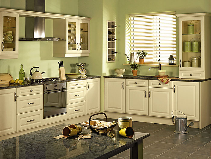 Colbourne kitchen