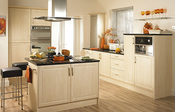 Millennium fitted kitchen