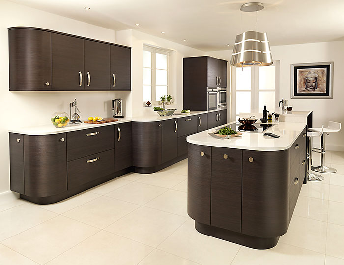 Premier fitted kitchen