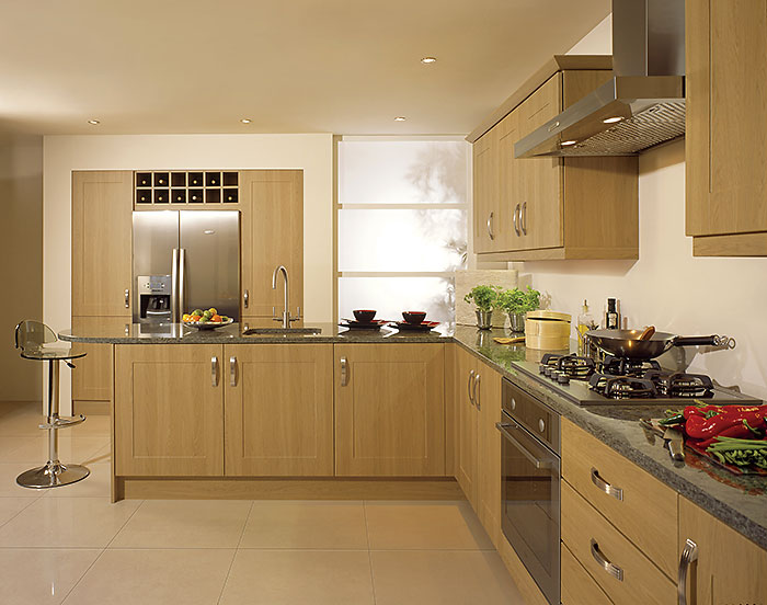 Shaker Style fitted kitchen
